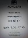 2014.02.08 Teatr Komedia Żoliborz