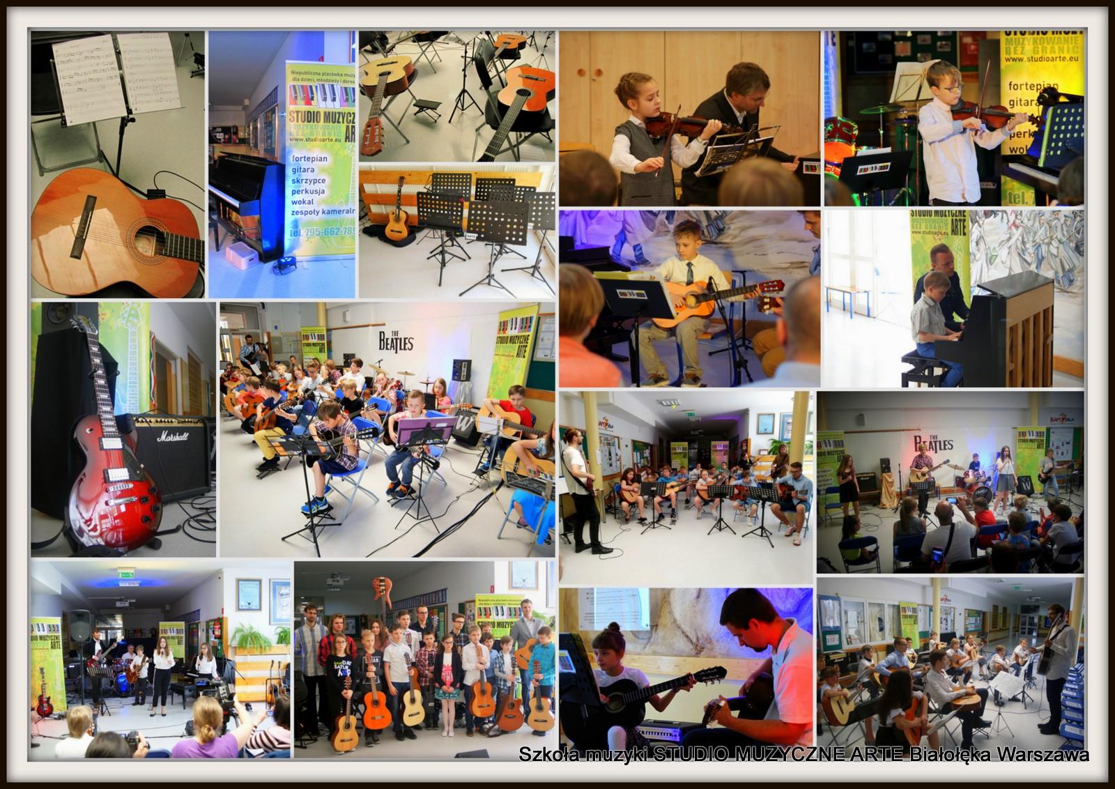 Szkoła muzyczna Białołęka lekcje pianina, lekcje gitary, lekcje skrzypiec, dla dzieci, młodzieży, dorosłych